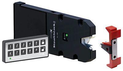 keyless locking system. Tada! | For the Home | Pinterest