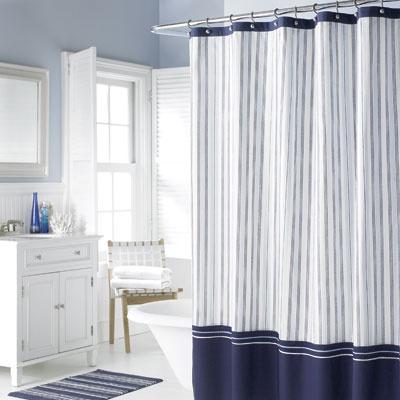 Beddingstyle nautica palmetto bay shower curtain