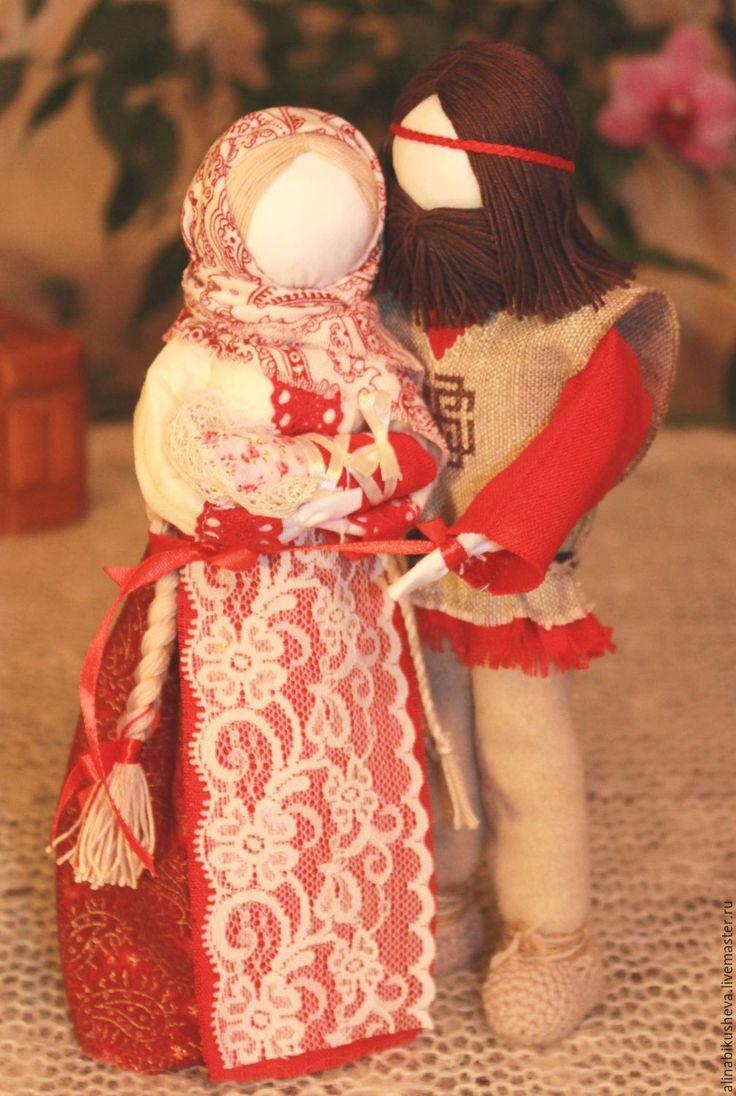 Обережные куколки
