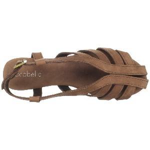 cocobelle valentine flat sandal