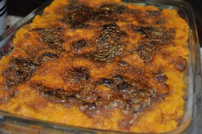 Beth's Favorite Recipes: Mashed Sweet Potatoes Brulee