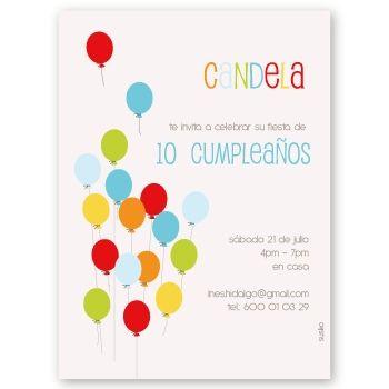 Pin by alejandra ordehi on stationery pinterest - Fiesta de cumpleanos infantil ...