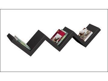 Zig Zag Wall Shelf For The Home Pinterest