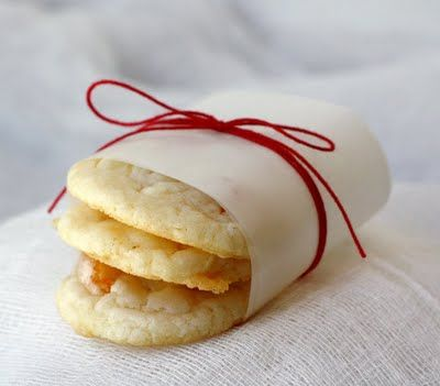 White Chocolate Apricot Shortbread Cookies — La Fuji Mama