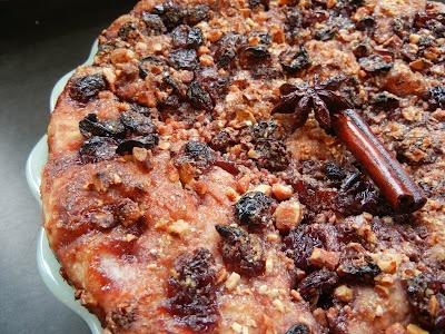 Cherry Compote & Almond Focaccia! | Sugar Shack | Pinterest