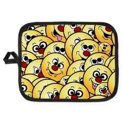 Funny Face Grumpeys Potholder Grumpey Faces Collections Little
