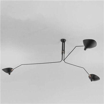 arm ceiling lamp lighting pinterest. Black Bedroom Furniture Sets. Home Design Ideas