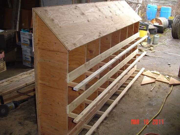 Diy Chicken Nesting Boxes Plans Lilly Bean Family Farm