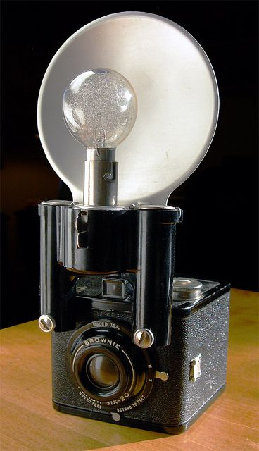 Kodak Brownie Flash Six-20 - 1946 by Casual Camera Collector, via Flickr