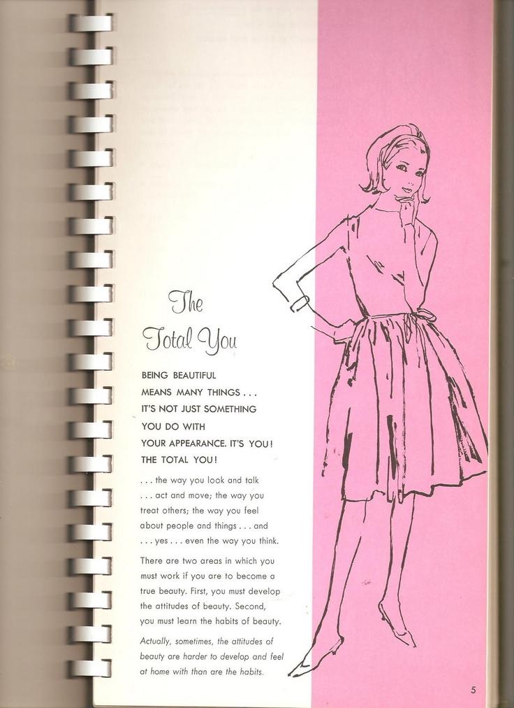 Wendy Ward Charm School Book