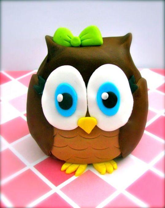 Owl cake decoration  Cake Ideas  Pinterest ~ 061510_Cake Decorating Ideas Owls