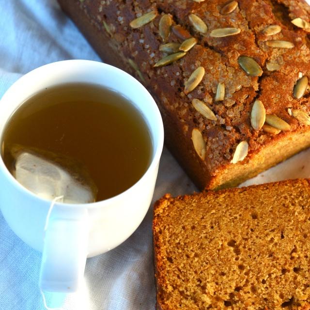Pumpkin Tea Cake | Recipes - Desserts/Sweet Baked Goods | Pinterest