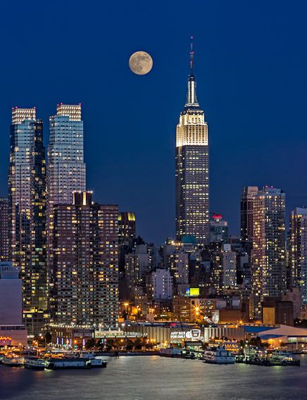 Manhattan.I would love to go see this place one day.Please check out ...