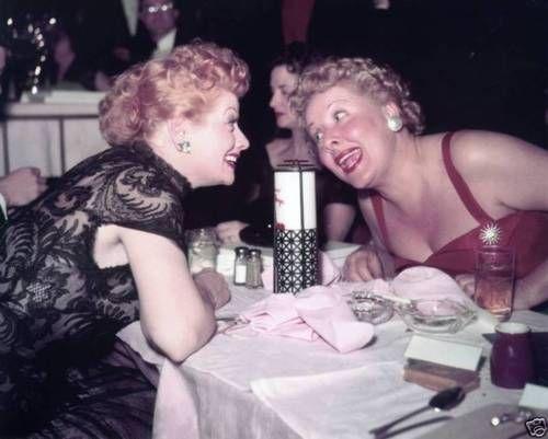 lucille ballVivian Vance Lucille Ball