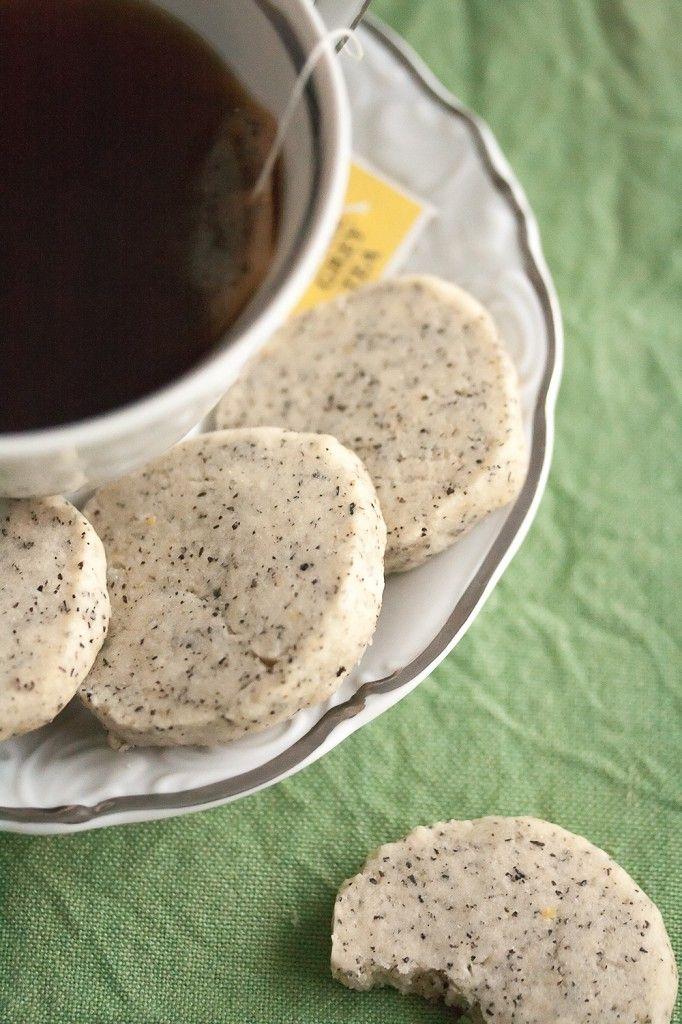 Earl Grey Tea Cookies! Earl Grey tea is bomb!! You guessed it .com ...