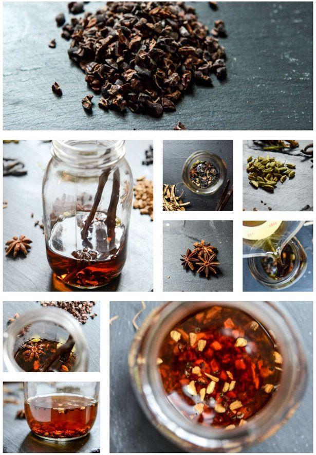 Homemade Cocktail Bitters: Cherry Vanilla, Chocolate, Grapefruit ...