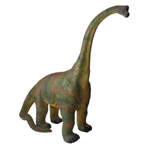Jurassic brachiosaurus dinosaur statue grande by design toscano ca - Grande statue design ...