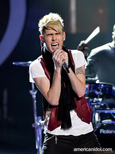 """Randy thought that Colton's performance of """"Time After Time"""" by Cyndi Lauper proved that he was """"so current."""""""