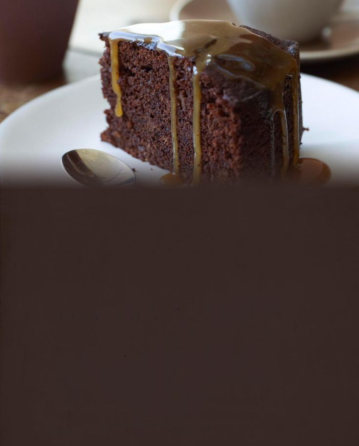 Chocolate Sticky Toffee Pudding Cake | Green & Black's
