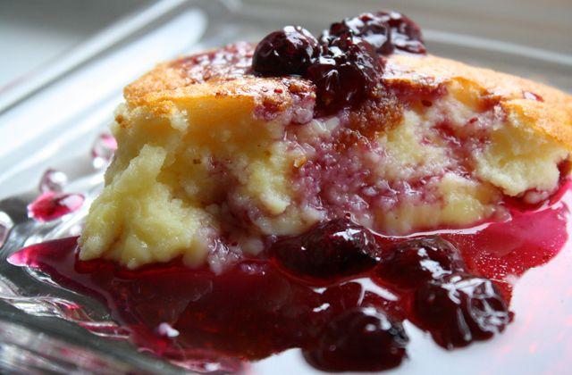 buttermilk pudding cake | Dessert | Pinterest