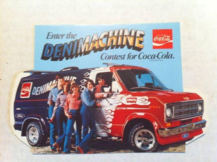 Ford Denim Machine For Sale