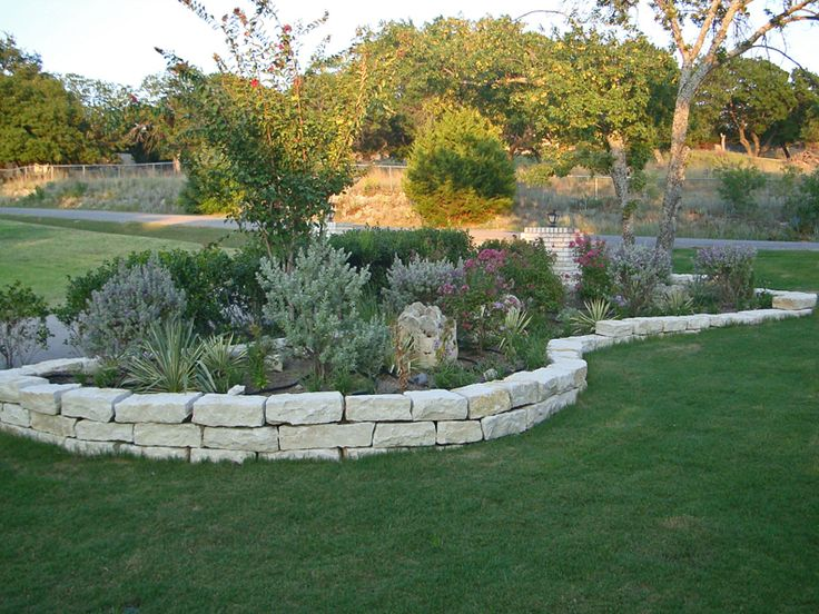 Backyard Landscaping Ideas In Texas : Native Texas Landscape  Texas Landscaping Ideas  Pinterest