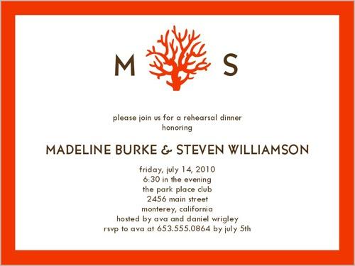 Pin by Jessica Burke on Wedding: Reception invitations Pinterest
