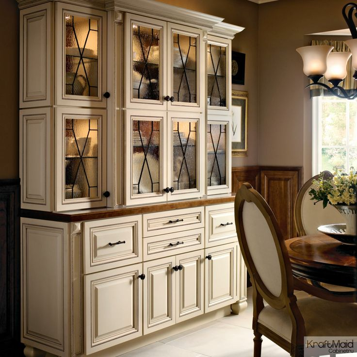 Pin by KraftMaid Cabinetry on Kitchens Classically Traditional  Pin