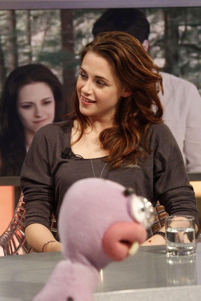Kristen Stewart Photos: The 'Twilight' Cast on 'El Hormiguero'