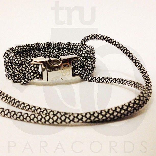 Tru Black Diamond Paracord Bracelet | Fashion | Pinterest
