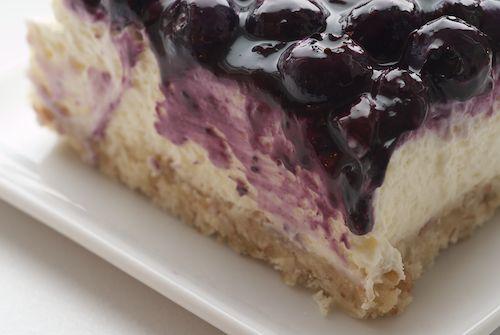 Magnolia Bakery's Blueberry Jamboree, um hiiiii this sounds so good right now