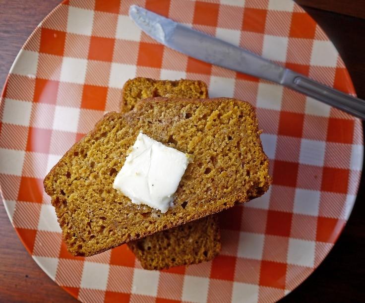 Easy pumpkin quick bread | Yummy Things | Pinterest