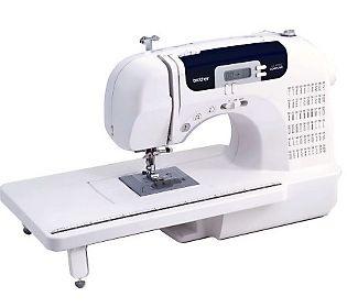 sewing machine site qvc