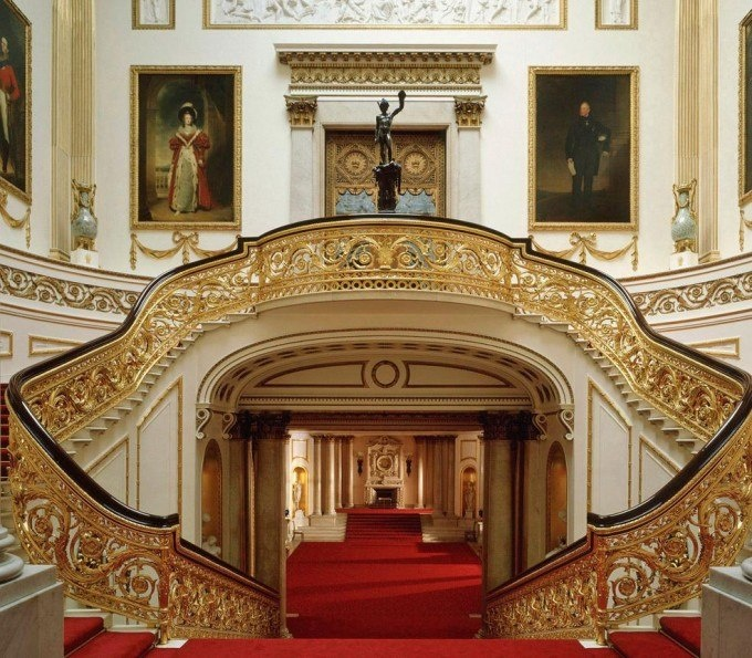 Buckingham Palace | Architecture & Interiors | Pinterest
