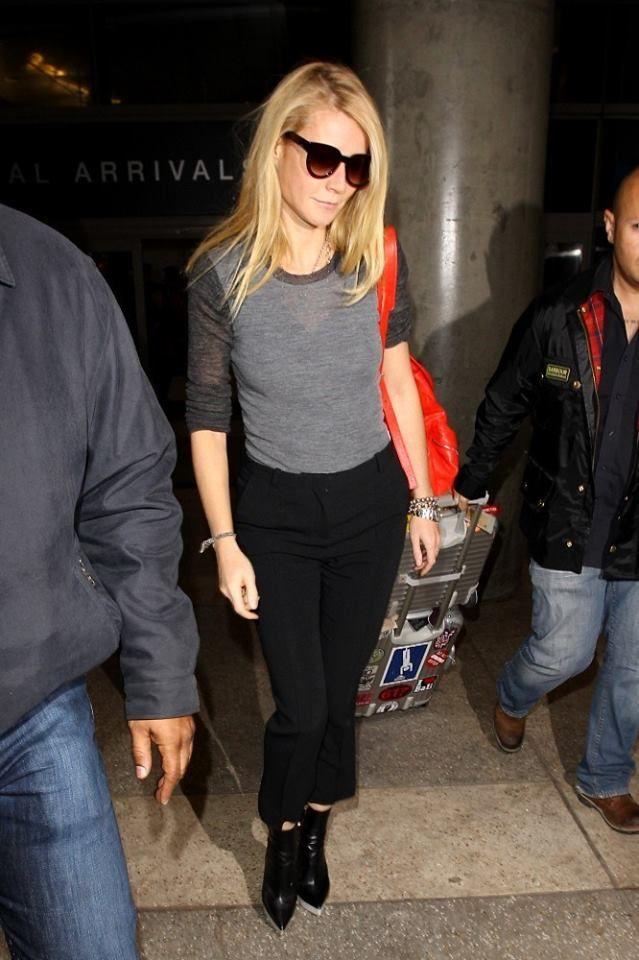gwyneth paltrow wearing tights