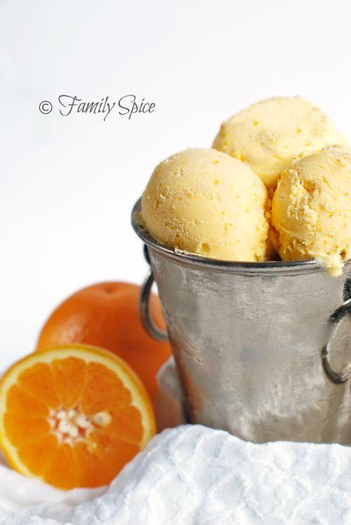 Summer Dreamin' Orange Sherbet
