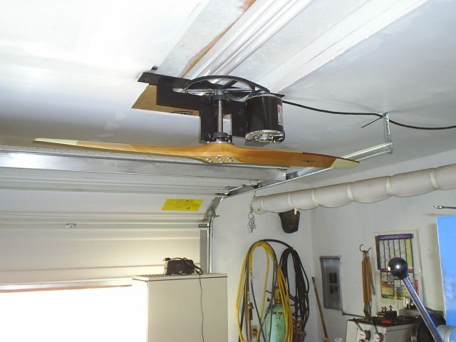 Airplane Prop Used As Ceiling Fan For The Home Pinterest
