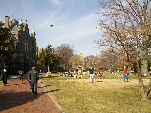 georgetown university short essay