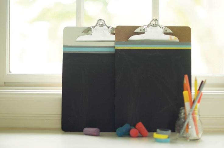 clipboard chalkboards