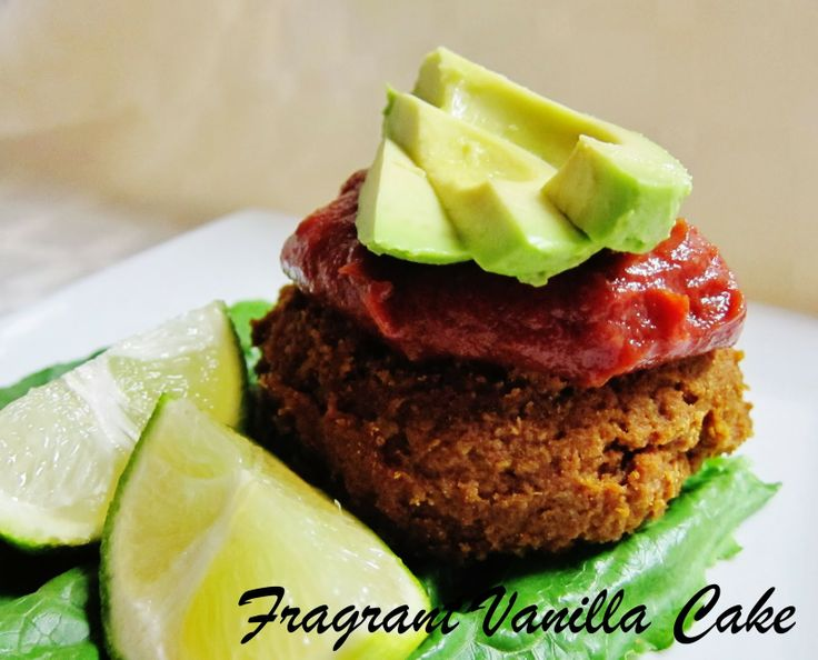 ... Burgers with Cranberry Chipotle Ketchup from Fragrant Vanilla Cake