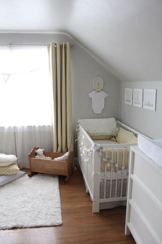 Neutral nursery ikea : Soft neutral nursery