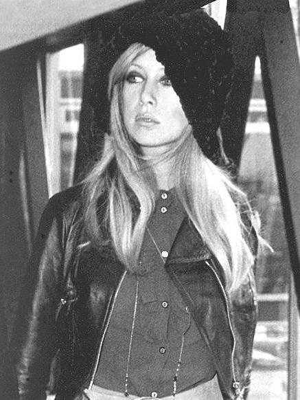 the breathtaking Patti Boyd