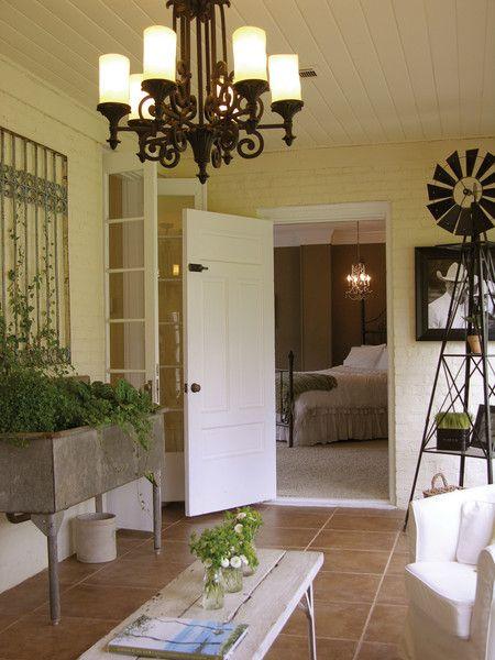 Love this indoor sun room designed the magnolia mom joanna gaines