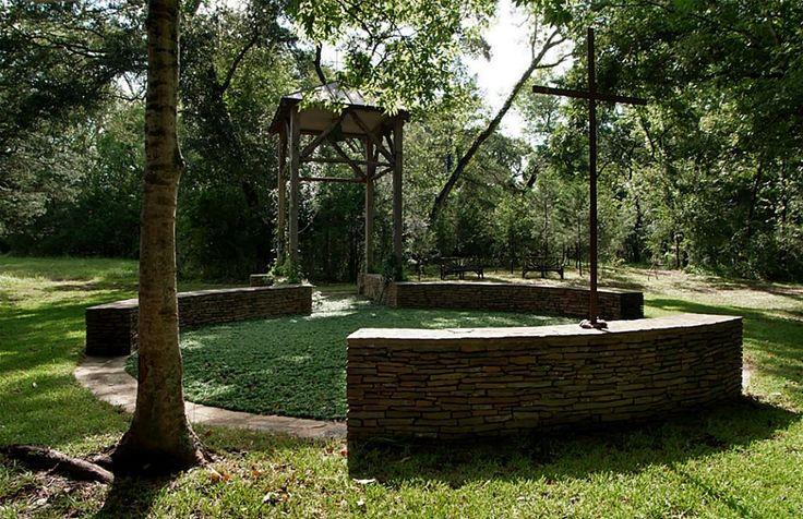 Open chapel prayer garden prayer garden pinterest for Prayer garden designs