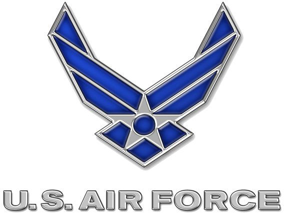 Edible Cake Images Air Force : Custom Edible Image - Made to order. US Air Force ...