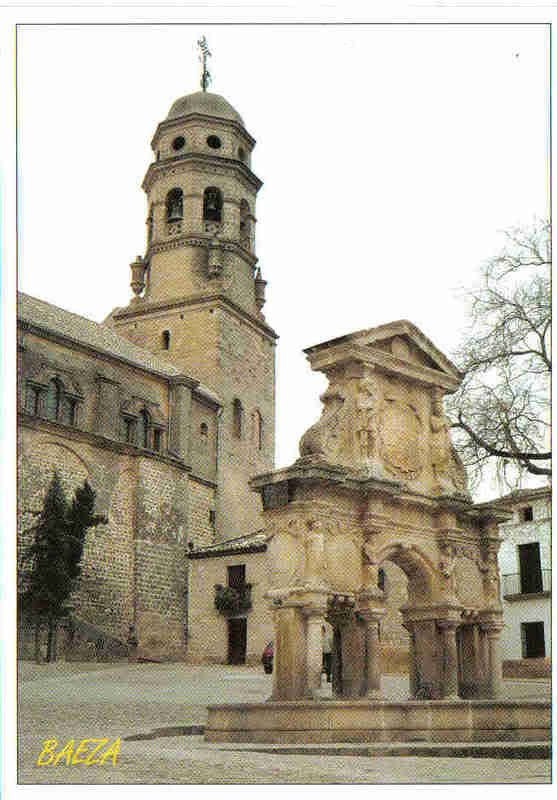 Baeza Spain  City new picture : Baeza Spain | Global Visions Spain | Pinterest