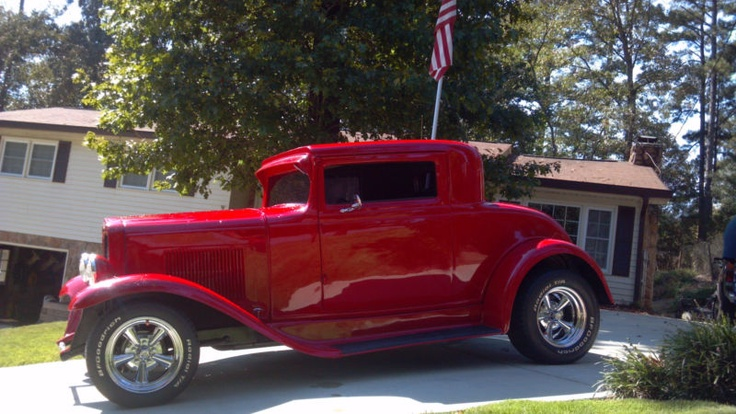 Chevrolet 1931 3 window coupe my future garage pinterest for 1931 chevy 3 window coupe
