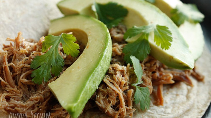 Mexican Slow Cooked Pork Carnitas | Sounds Delicious | Pinterest