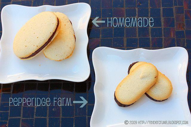 Milanos | Homemade Snack Classics | Pinterest