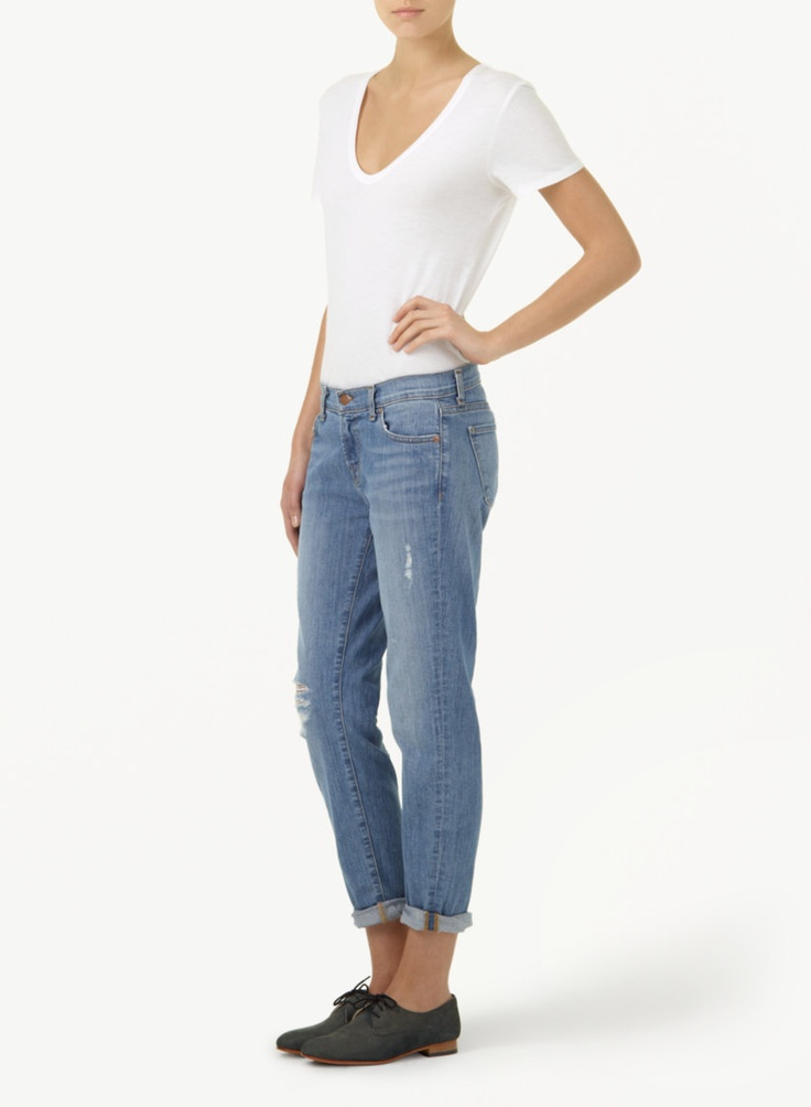 J Brand Aoki Tulum jeans from J Brand come in